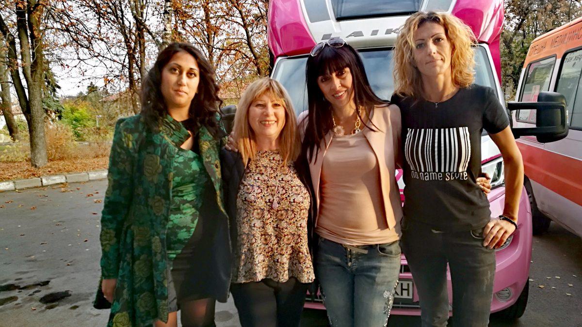 Една от 8 прегледа 84 жени за рак на гърдата в Брезник