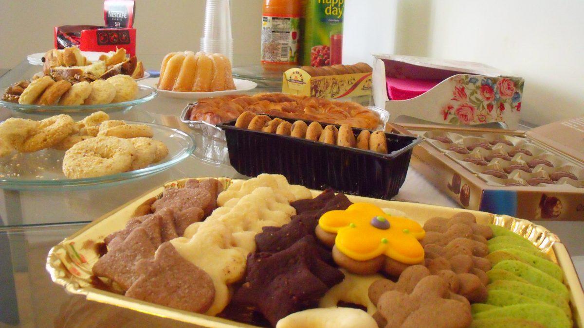 Следобедна закуска с екипа на Avon